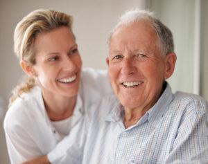 Pflegedienst, Senioren